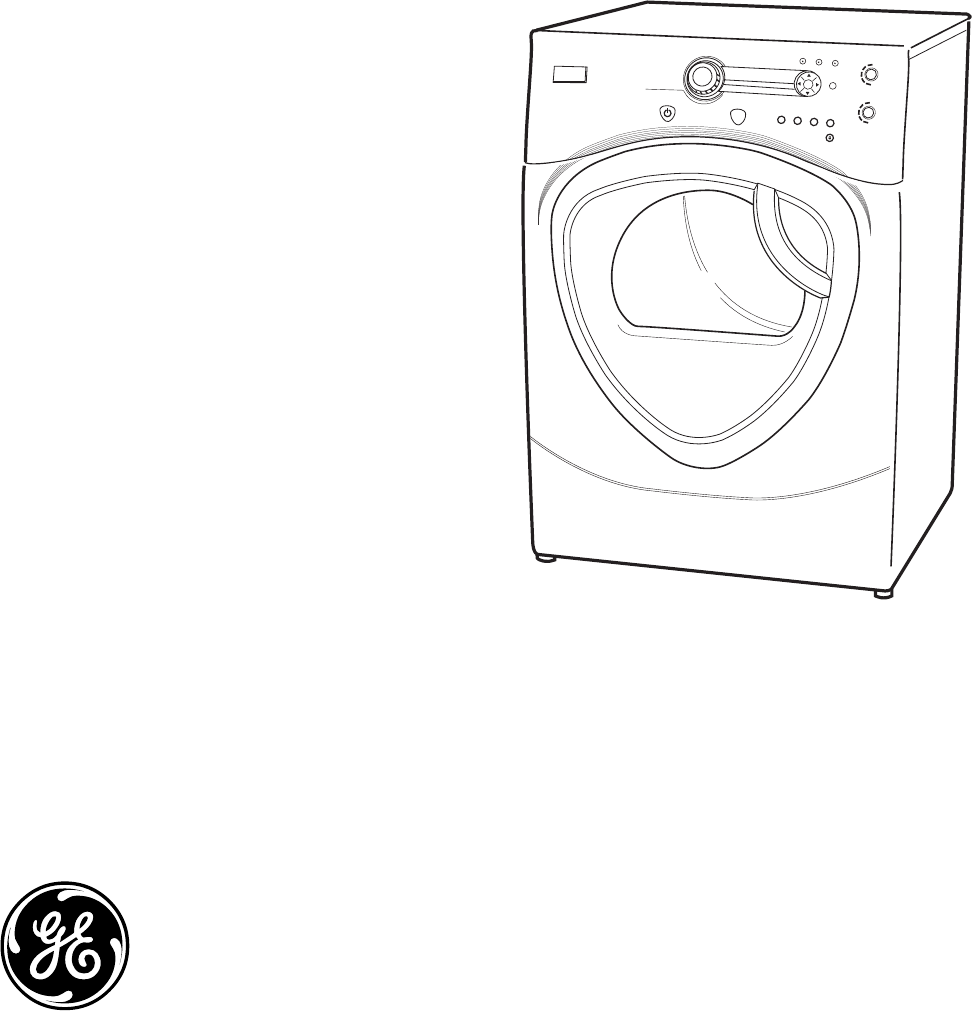 hight resolution of general electric clothes dryer dpvh890 ge profile dpvh880ej gj service manual 31 9167