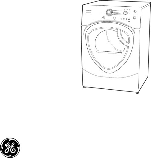 small resolution of general electric clothes dryer dpvh890 ge profile dpvh880ej gj service manual 31 9167