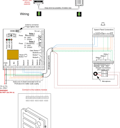 page 4 of 4 gsm800e videx 4836 1 4000 series [ 942 x 1406 Pixel ]