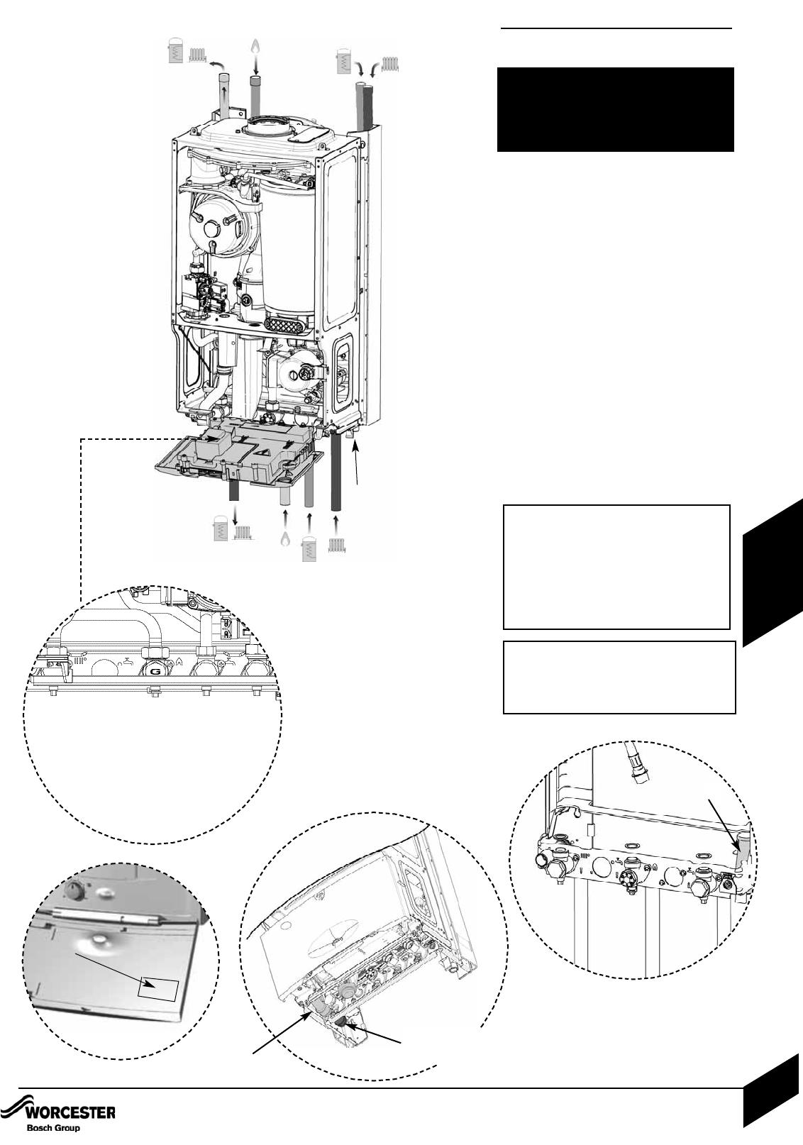 worcester bosch 24i system boiler wiring diagram 208v greenstar 12 installation service servicing instructions for 12i