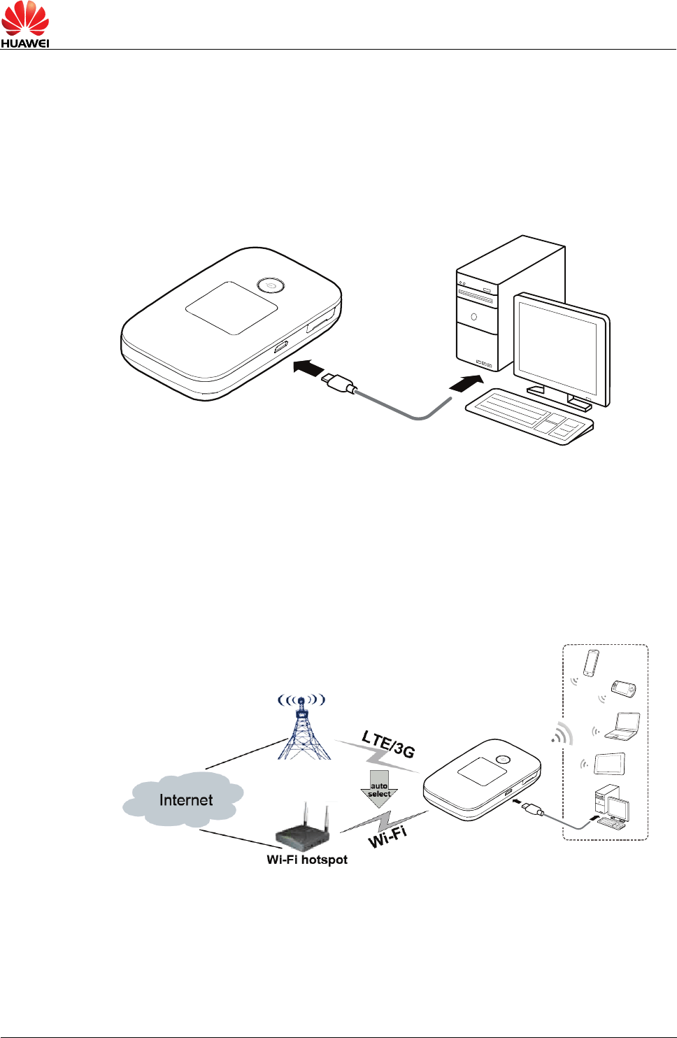HUAWEI E5785Lh 22c Mobile Wi Fi Product Description