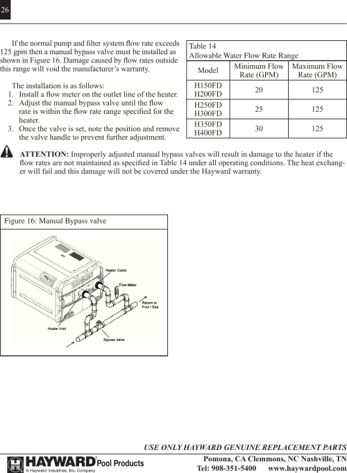 small resolution of spa heater ga valve wiring diagram