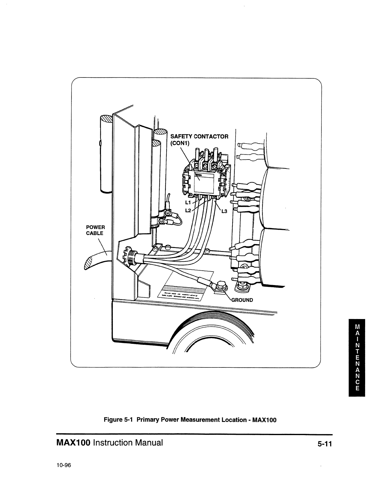 Hypertherm Max100 User Manual