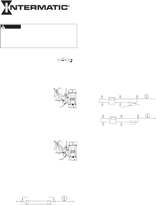 Intermatic Light Timer Ej600 Manual