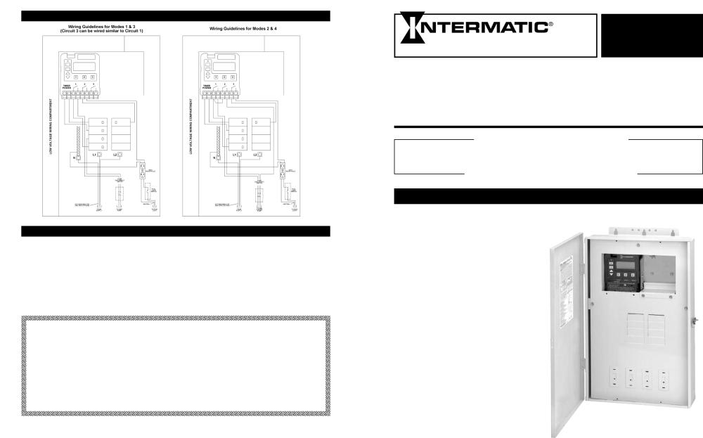 medium resolution of intermatic low voltage wiring diagram