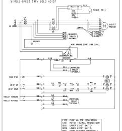 380 volt wiring diagram overhead crane [ 1016 x 1659 Pixel ]