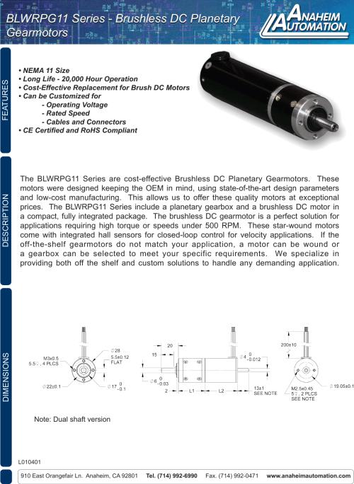 small resolution of brushless dc motors blwrpg11 wiring wiring diagram schematic brushless dc motors blwrpg11 wiring