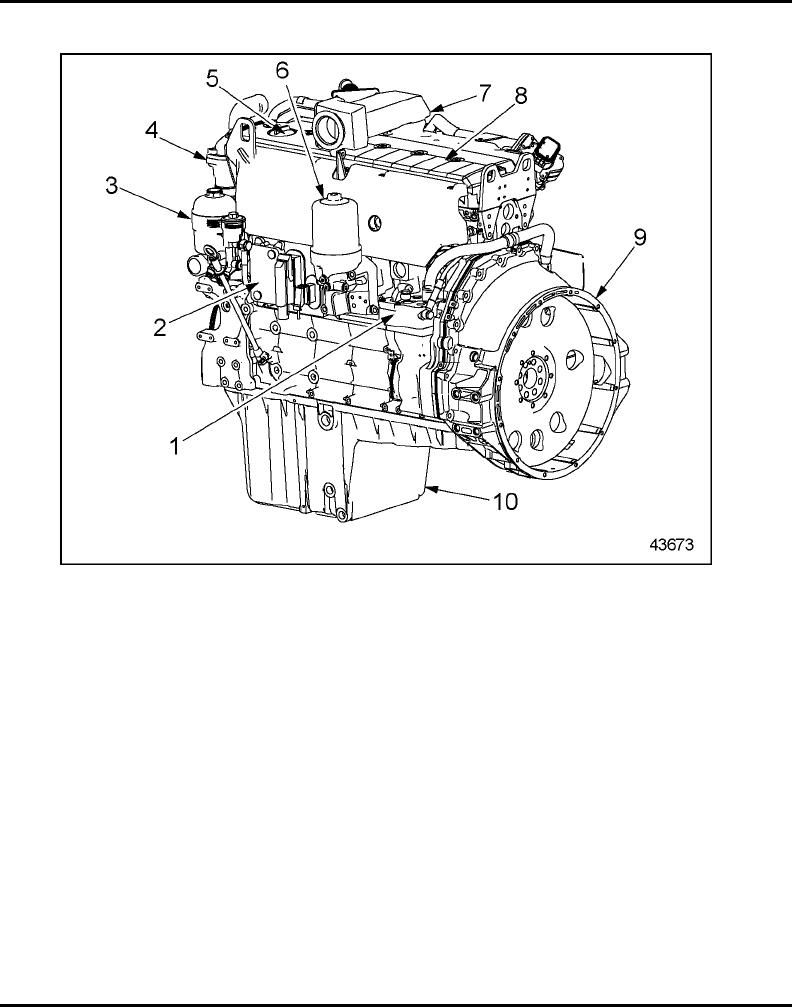 DDC SVC MAN 0055 MB 900 MBE 926 Manual
