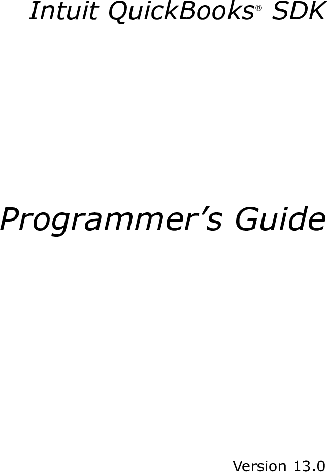 QBSDK_ProGuide Pro Guide