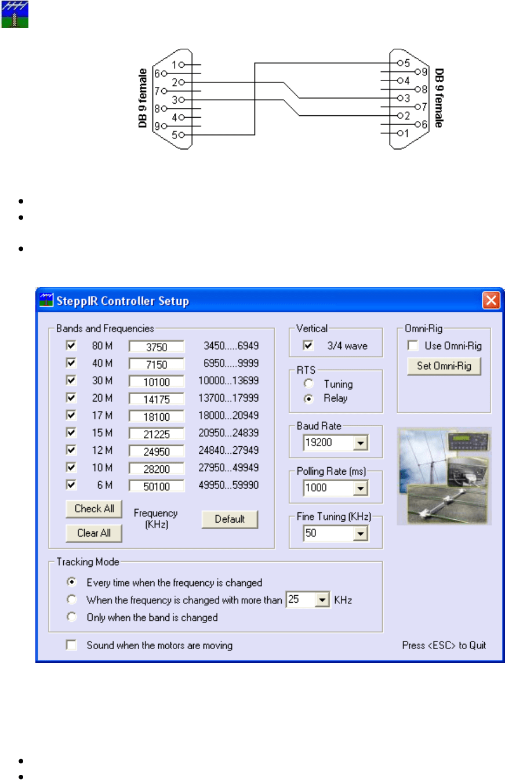 medium resolution of pstrotatoraz software for antenna rotators user s manual rev 2 7