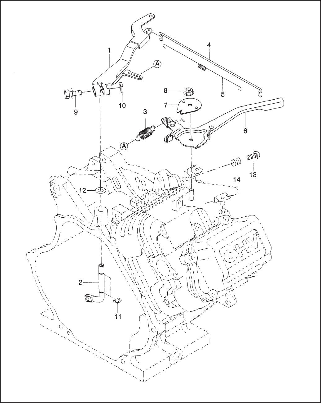 RGV7500 GENERATOR Parts Manual