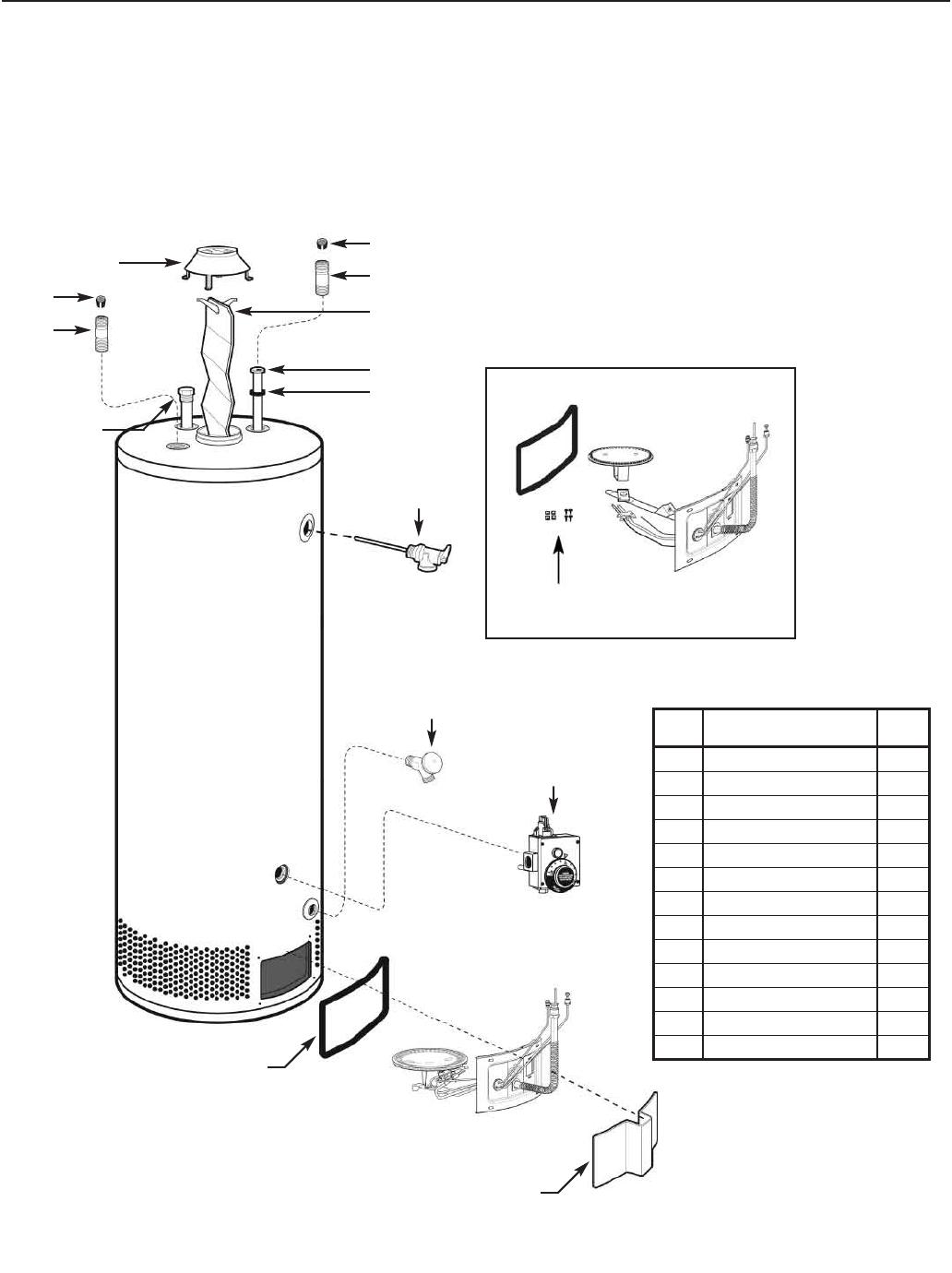 Rheem Water Heater Manual
