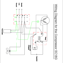 Scully Thermistor Wiring Diagram 2006 Vw Passat Engine 8360 Electricity Site Library
