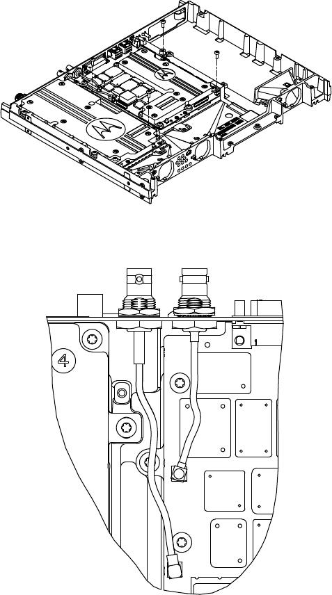 MOTOTRBOTM SLR 5000 Series Repeater . Series/SLR5700 Basic
