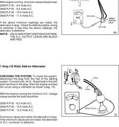 tecumseh engine ignition wiring diagram [ 1050 x 1529 Pixel ]