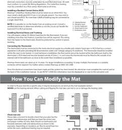 page 6 of 12 warmup sticky mat installation manual [ 910 x 1276 Pixel ]