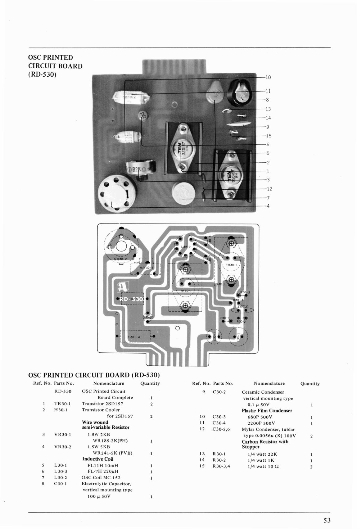 Akai X 360, 360D, 360DS Reel To Recorder Service Manual X360D