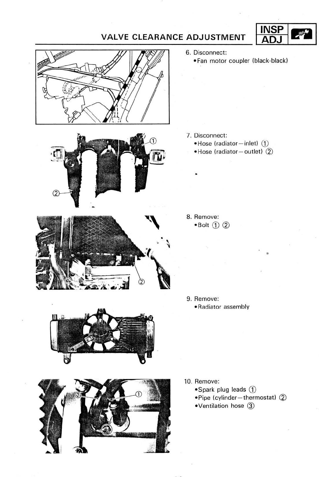 Manual De Taller Yamaha XTZ 750 Tenere/Super Tenere XTZ750