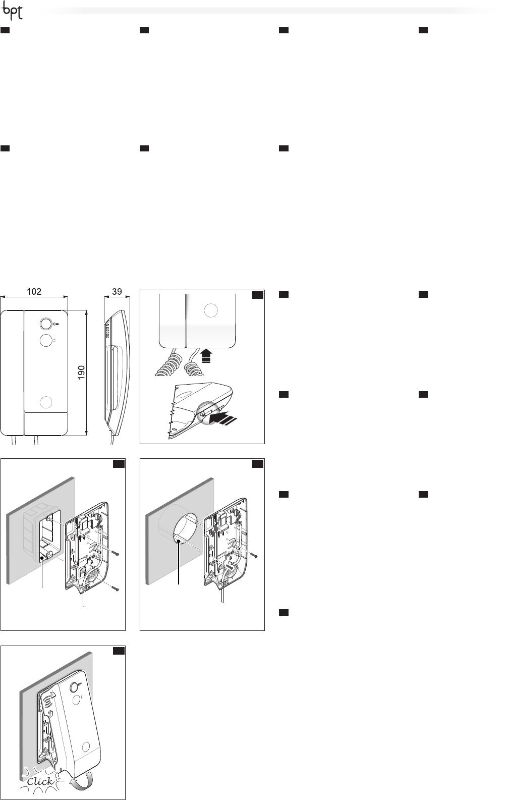 Agata C 200 User Manual