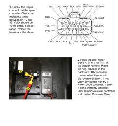 ezgo resistor wiring diagram [ 1125 x 1472 Pixel ]