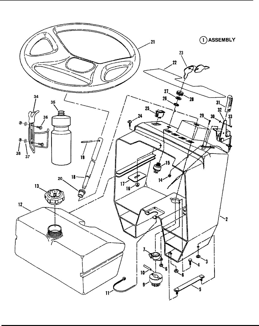 PartsManual ELT180H33IBV Lawn 5