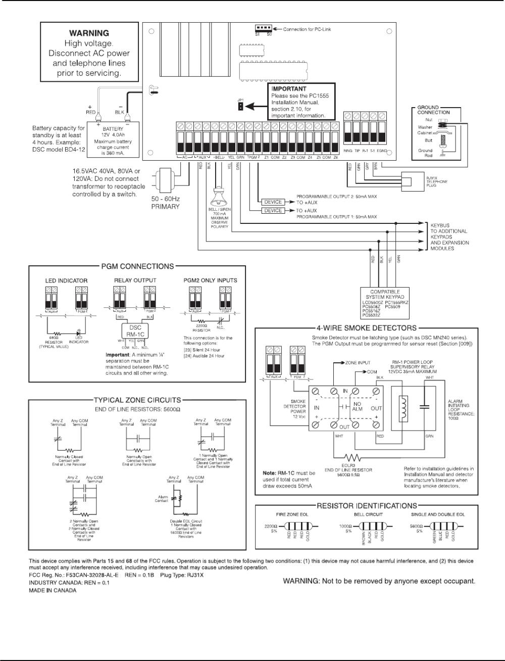 medium resolution of dsc gs boost wiring diagram simple wiring schema  pelco wiring diagram dsc gs