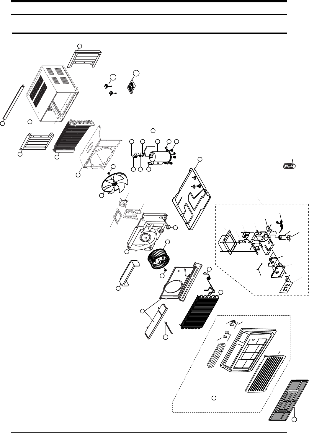 AW1805B Sam0001 Samsung Room Air Conditioner Service Manual