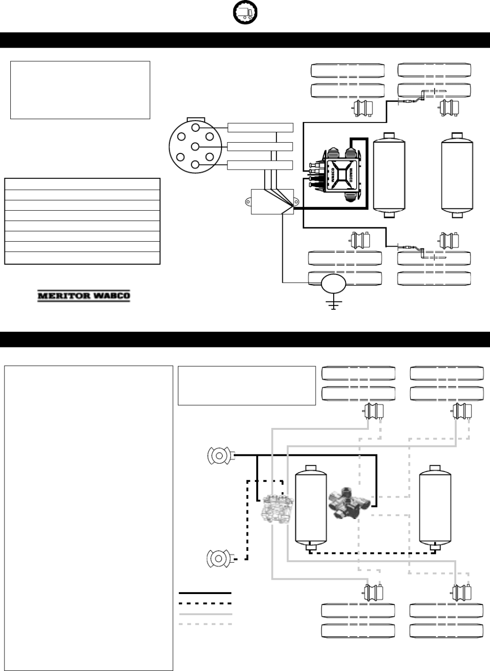 medium resolution of abs air valves dryers 285252 section1 rh usermanual wiki challenger wiring diagram wabco r955321 r955320 meritor