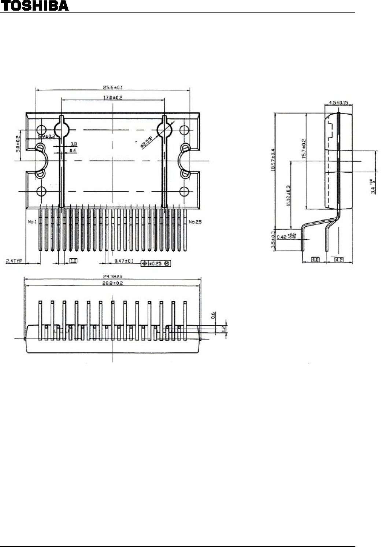 TB6600HG Datasheet. Www.s manuals.com. 20140130 Toshiba