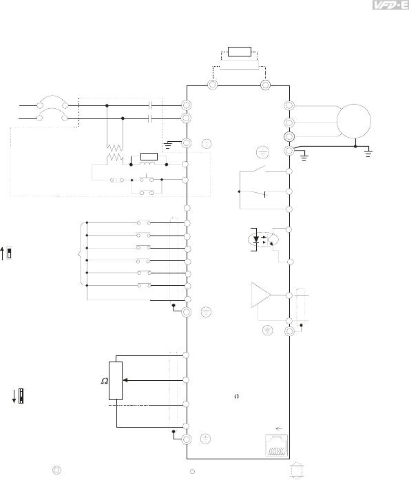 Delta VFD E User Manual Digital Keypad KPE LE02 Vfd015e43a Um