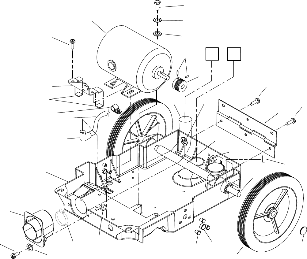 86038220 cover CDT7 Windsor Cadet 7 Parts Manual
