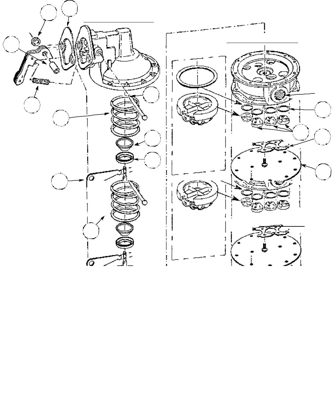 Edelbrock 1799 Users Manual Fuel Pump Repair Kit For 6