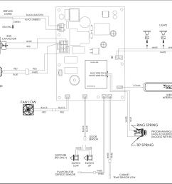 electrolux refrigerator wiring schematic [ 1460 x 1097 Pixel ]