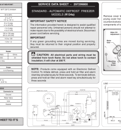electrolux built in all freezer with iq touch controls ei32af65js wiring diagram [ 2030 x 1141 Pixel ]