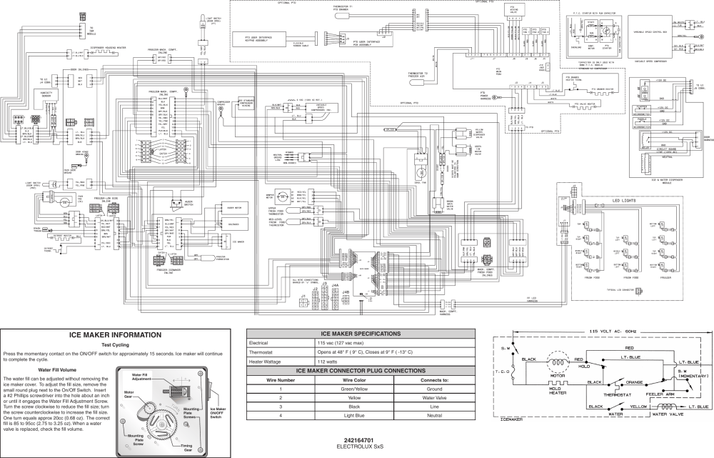medium resolution of page 2 of 2 electrolux electrolux counter depth side by