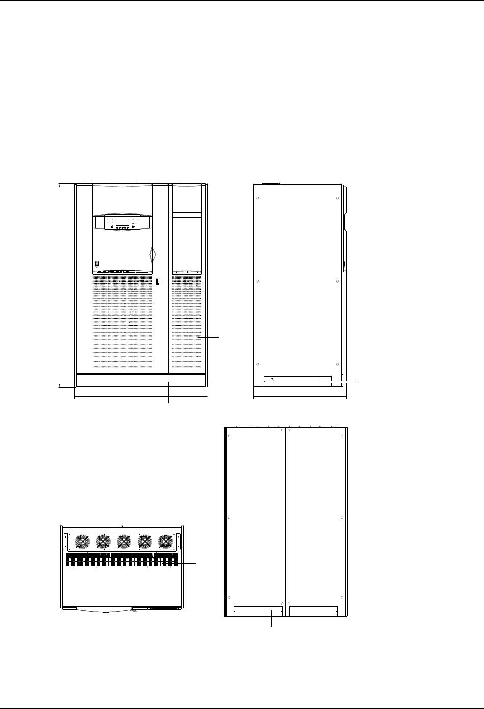 Emerson 160 200 300 400Kva Users Manual HiPulse U User's