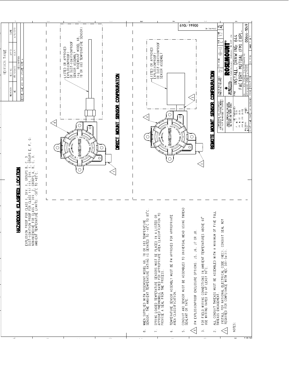 Emerson 644 Users Manual