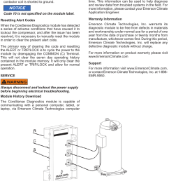 page 6 of 12 emerson emerson ae8 1385 users manual  [ 1062 x 1527 Pixel ]