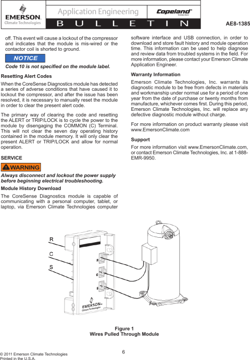 small resolution of page 6 of 12 emerson emerson ae8 1385 users manual