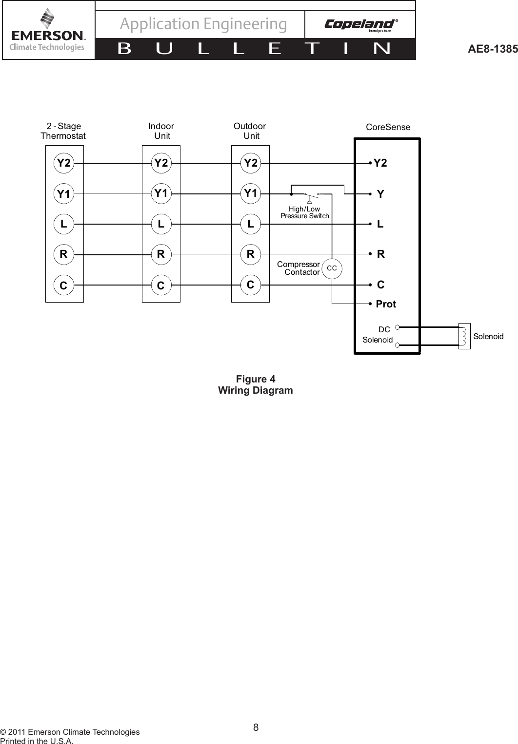 hight resolution of page 8 of 12 emerson emerson ae8 1385 users manual