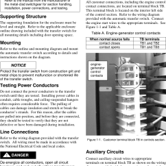 Asco 7000 Wiring Diagram Create Sequence Visual Studio Emerson Series Medium Voltage Transfer Switch Users Manual Page 3 Of 12