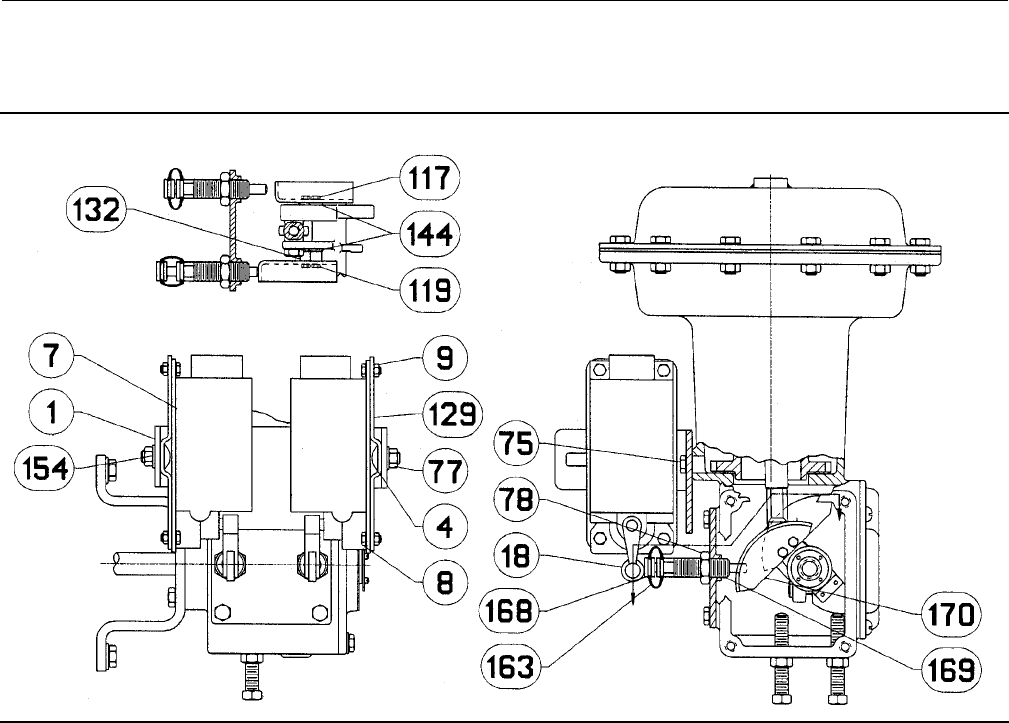 Emerson Fisher 1051 And 1052 Installation Instructions