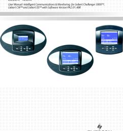 liebert wiring schematic [ 1099 x 1219 Pixel ]