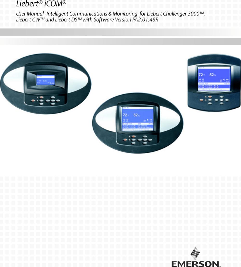 medium resolution of liebert wiring schematic