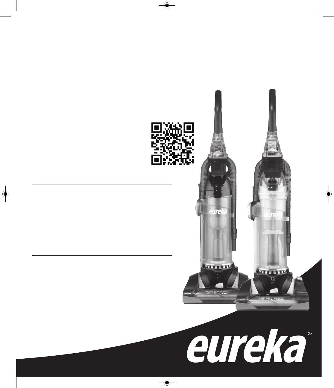 Eureka AS3001 AS3019 Series English User Manual To The