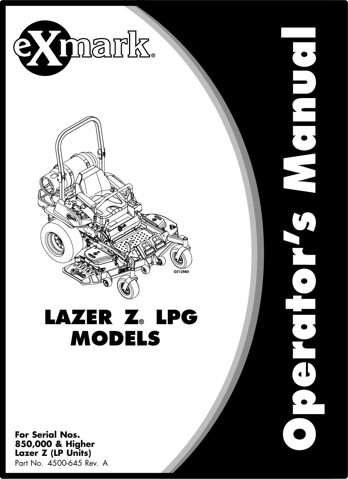 hight resolution of ex mark lazer z pto switch wiring diagram