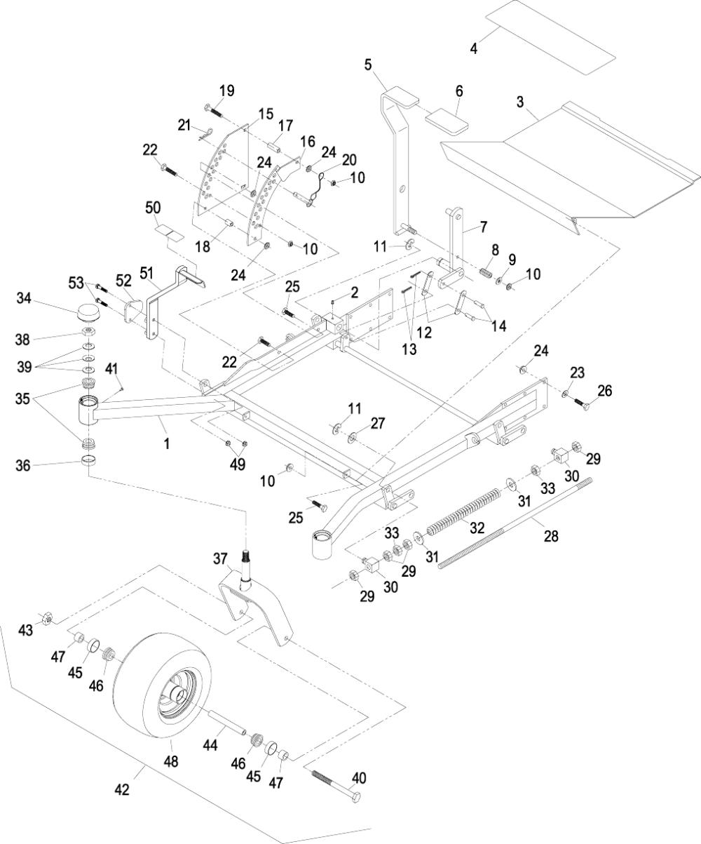 medium resolution of exmark wiring harness on