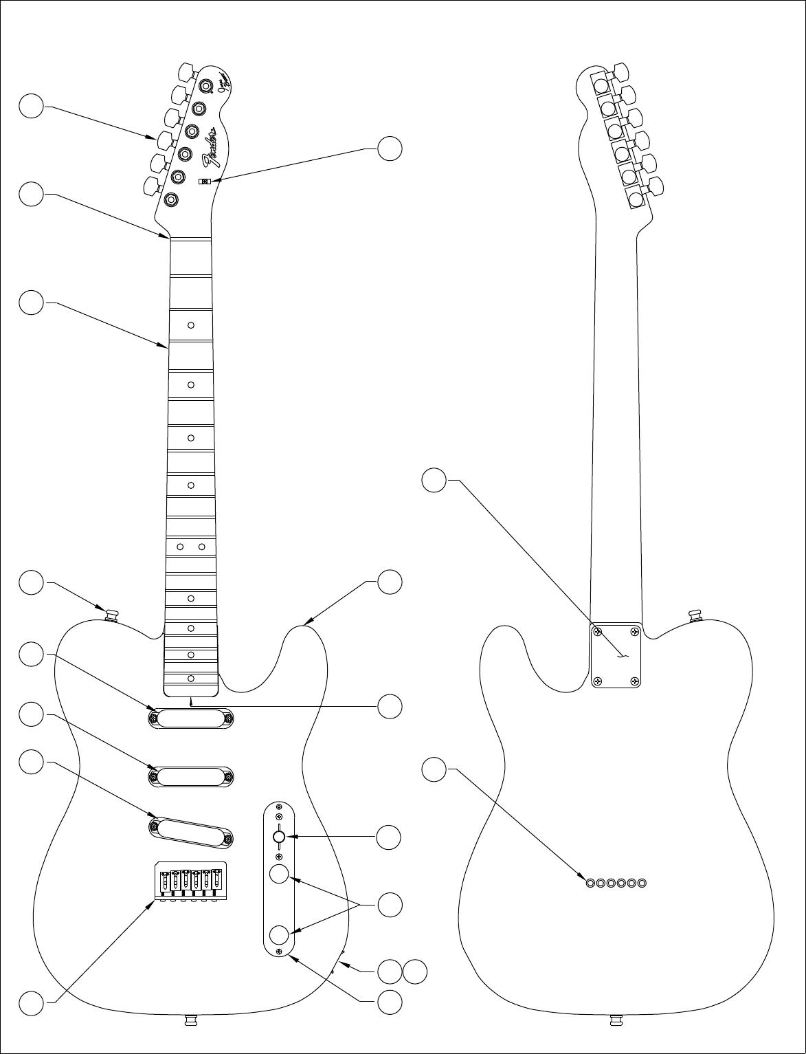 Fender 010 8602A SISD