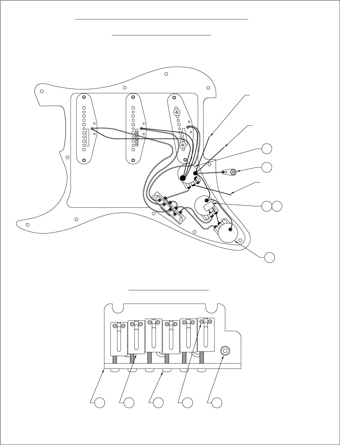 Fender 011 7400 02A SISD