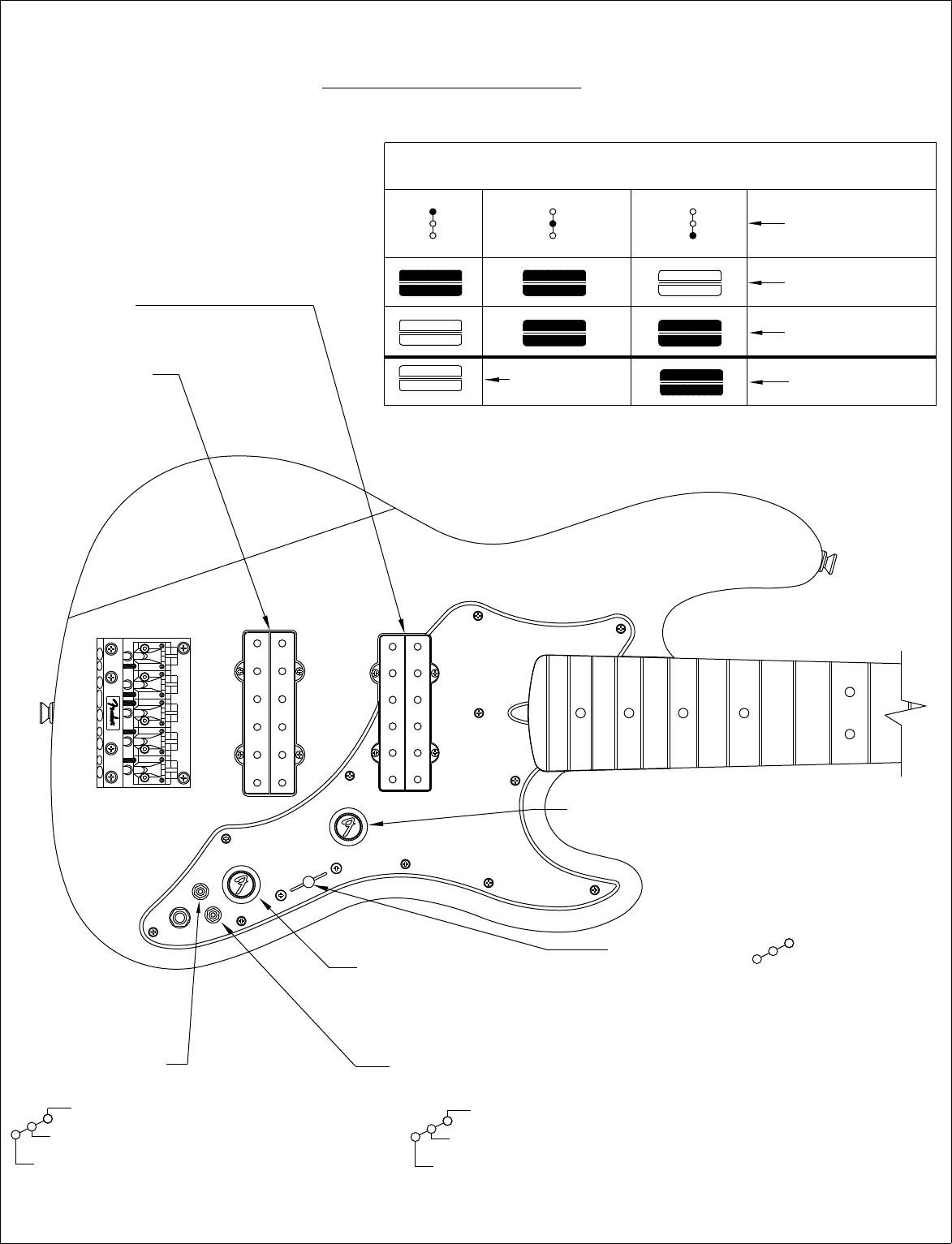 Fender 019 6500A SISD